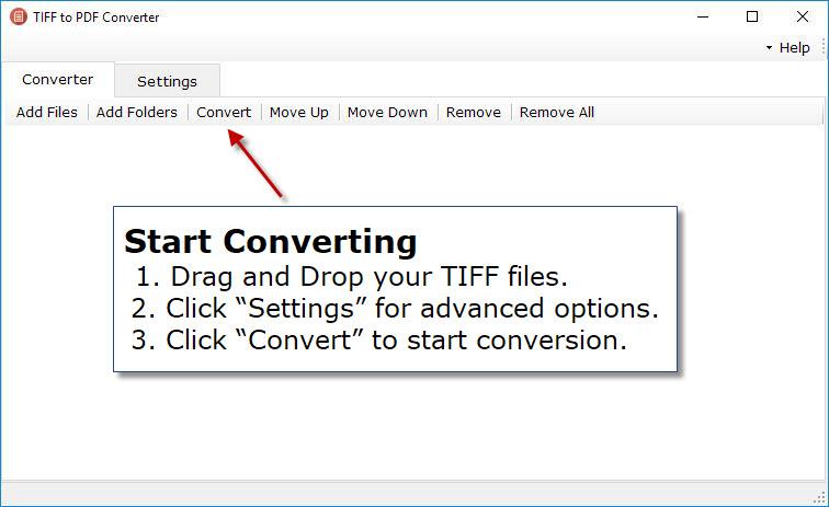 convert tiff to pdf free download